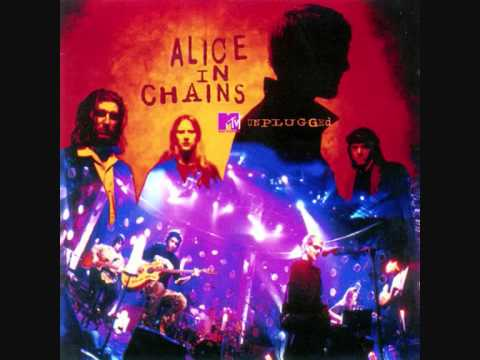 Alice In Chains -  Nutshell (unplugged) video