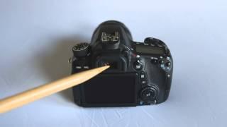 Canon 70D User Guide - Button Walk Through