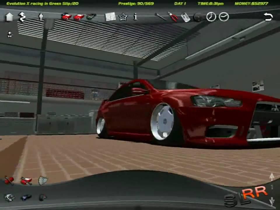 SLRR Mod Cars - Take I - YouTube