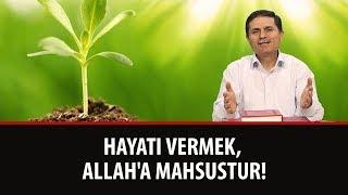 Dr. Ahmet Çolak - Sözler - 22. Söz - 2. Makam - 4. Lem'a - Hayatı Vermek, Allah'a Mahsustur