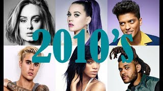 download lagu Billboard Top 100 Songs Of 2010's gratis