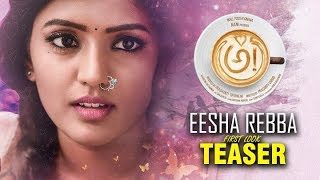 Nani's Awe Movie Eesha Rebba FIRST LOOK Teaser | #AWEFirstlook | Kajal Aggarwal | Filmylooks