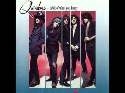 London Quireboys - Long Time Comin