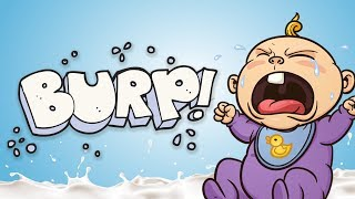 Baby Burping Robot