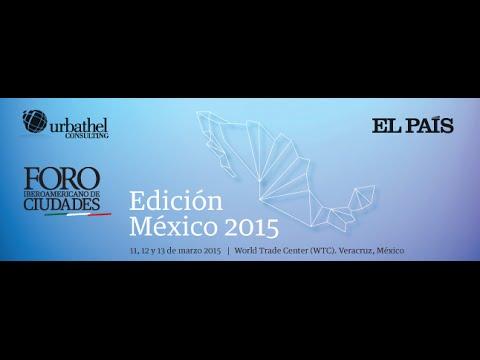 Veracruz será sede del II Foro Iberoamericano de Ciudades