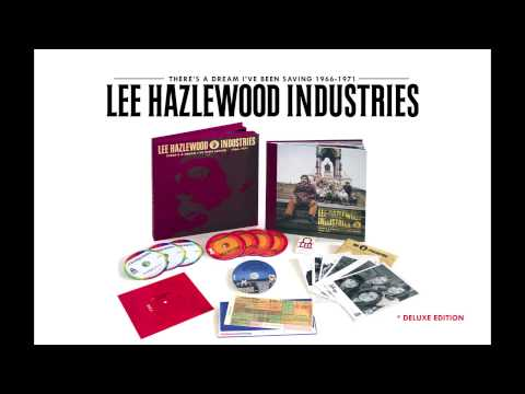 Lee Hazlewood - Me And The Wine And The City Lights