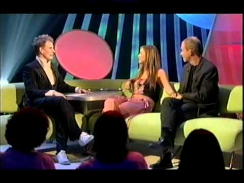 Holly Valance - On Patrick Kielty Show