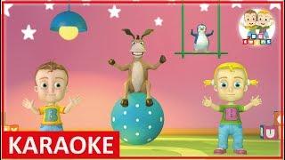 KARAOKE    Right Hand, Left Hand   Nursery Rhymes for kids