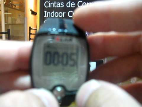 polar ft2 con audio explicativo universogym argentina