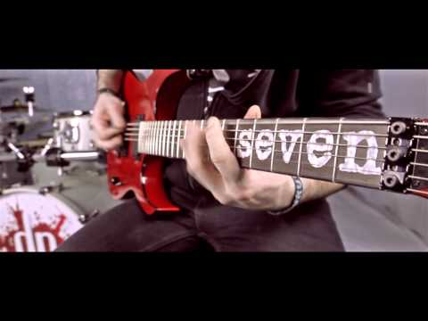 IBANEZ MTM (Mick Thomson) Dominated  by DEADPOINT Guitar Playthrough (HD)