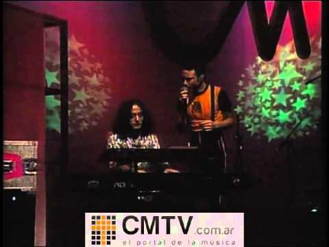Enrique Bunbury - CMTV - Enrique Bunbury - Confesi�n (CM Vivo 1998)