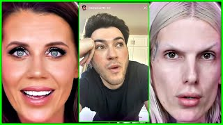 Tati & Manny Mua SHADE Jeffree Star On Instagram
