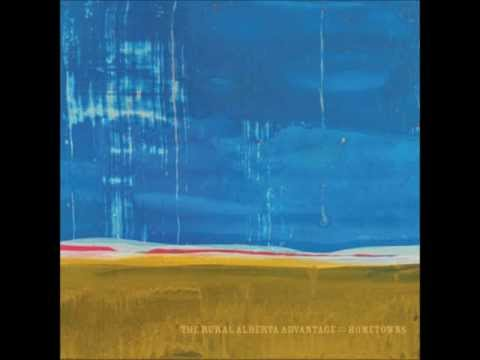 The Rural Alberta Advantage - Drain The Blood