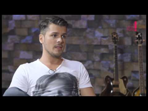 Mickael Carreira em entrevista com Sílvia Alberto - SóVisto!