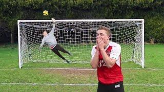 1 On 1 Vs THE BEST GOALKEEPER ON YOUTUBE? | Football's Top Drawer #6 – FIFA 17