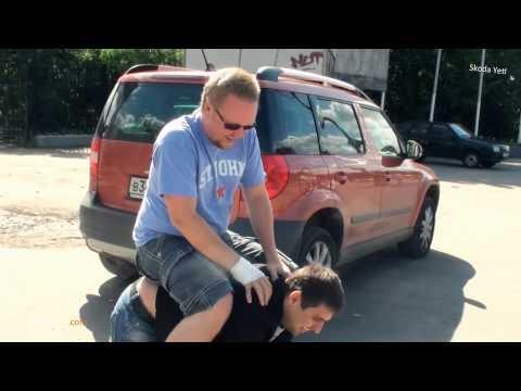 Большой тест-драйв (видеоверсия): Skoda Yeti