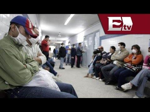 Secretaría de Salud Federal informa 315 fallecimientos por influenza / Titulares de la noche