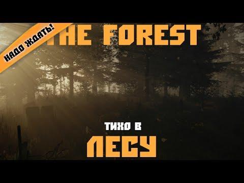 Первый взгляд. The Forest. Тихо в лесу