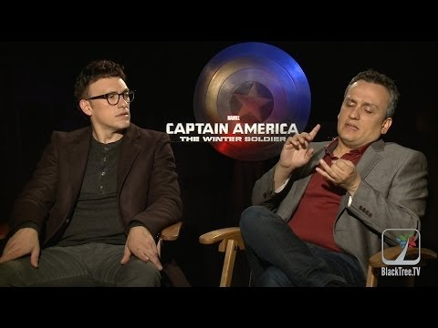 Captain America: The Winter Soldier Interview W/ Directors Joe And Anthony Russo
