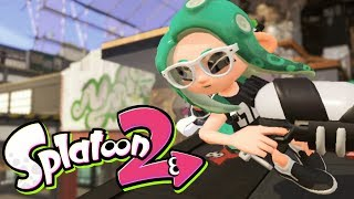 Splatoon 2 Voice Chat & 4 NEW Songs Incoming? NEW Salmon Run Stage Info!