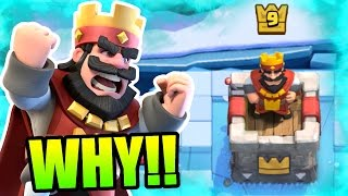 Clash Royale - THIS NEEDS TO CHANGE!! - WHY DOES'NT ANYONE USE THIS DECK?