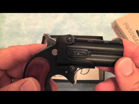 Cobra .22mag Derringer