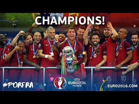 UEFA Euro 2016 | Commento post partita - Portogallo 2-0 Francia   [Lusitani campioni d' Europa...]