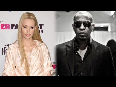 "Iggy Azalea's ""Husband"" Wants Divorce?"
