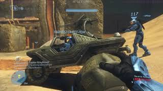 Halo: The Master Chief Collection ➢ Halo 3 Neutral Assault Multiplayer Gameplay