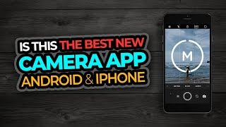 Moment Pro Camera - Best New Camera App? (Android and iPhone)