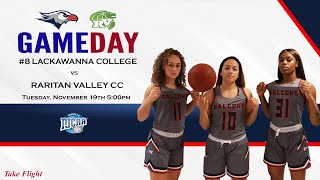 Lackawanna College Women's Basketball vs Raritan Valley Community College