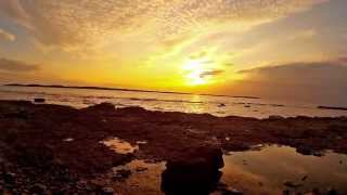Videolapse sunset test SJCAM 4000 WIFI Full HD