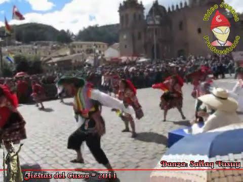Danza Sallaq Tusuy - IEP Qorikancha