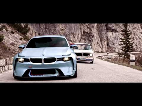 BMW 2002 M2 Hommage Concept