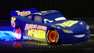 Cars 3: Driven to Win - Fabulous Lightning McQueen