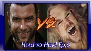 Sabretooth | Liev Schreiber vs. Tyler Mane | Head-to-Head Ep.7