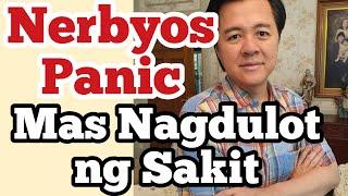 Sobrang Nerbyos Nagdulot ng High Blood, Sakit sa Puso - Doc Willie Ong #891