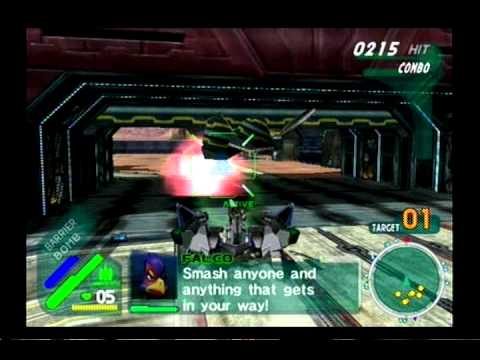 Let's Play Star Fox Assault #2 - Core Memory Crisis