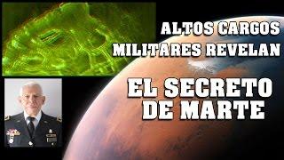 Altos cargos militares revelan el SECRETO DE MARTE - Ciudades subterraneas | VM Granmisterio