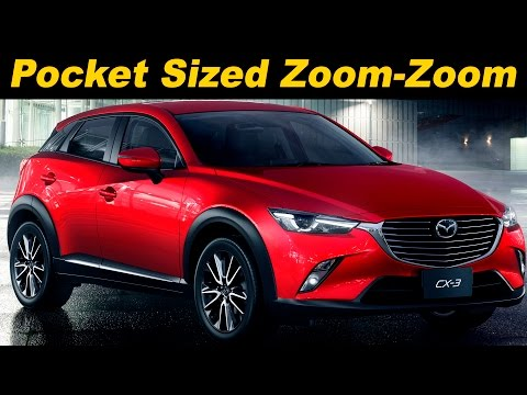 2016 Mazda CX-3 Review And Road Test - DETAILED In 4K