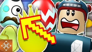 10 Easter Eggs Found In Roblox Games