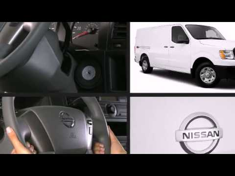 2013 Nissan NV 2500 Video