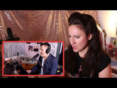 Vocal Coach REACTS To MARC MARTEL- WE ARE THE CHAMPIONS- Ultimate Queen Celebration