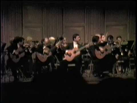 The Romeros - Highlights from Concerto Andaluz - Joaquin Rodrigo