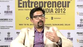 Vineet Sharma of Parragon Publishing at