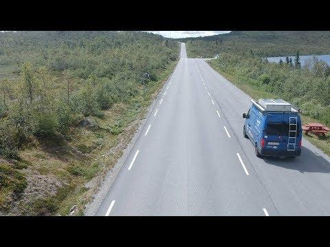 Teil 1・Mit dem Camper nach Südnorwegen・V2og #47