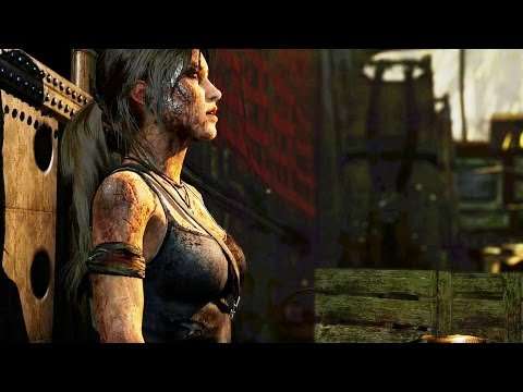 TOMB RAIDER DEFINITIVE EDITION #7 - Favela!? (Gameplay em Português PT-BR)