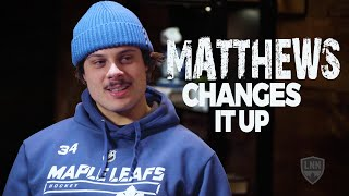 Leaf to Leaf Presented by Rogers: Matthews Changes it Up
