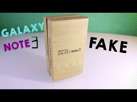 FAKE SAMSUNG GALAXY NOTE 3 ! - Best 1:1 Copy on the Market ! - HDC Note 3 [HD]