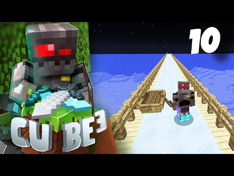 Minecraft Cube SMP S3 Episode 10: Exciting Ride